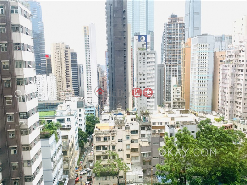 Luxurious 1 bedroom with balcony | Rental | 1 Coronation Terrace | Central District Hong Kong | Rental HK$ 27,000/ month