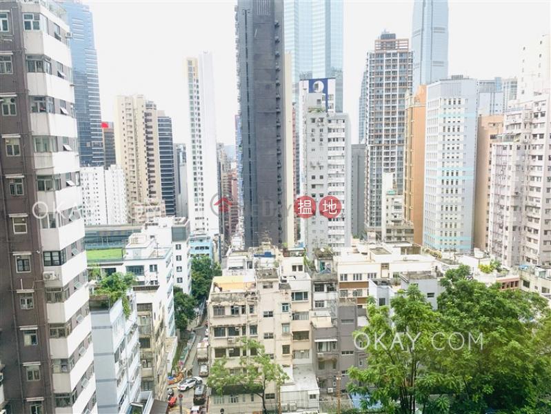 1房1廁,露台《NO.1加冕臺出租單位》-1加冕臺 | 中區|香港|出租|HK$ 26,000/ 月