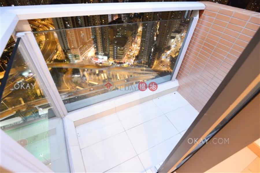 3房2廁,極高層,星級會所,露台《樂融軒出租單位》 333筲箕灣道   東區香港出租-HK$ 38,000/ 月