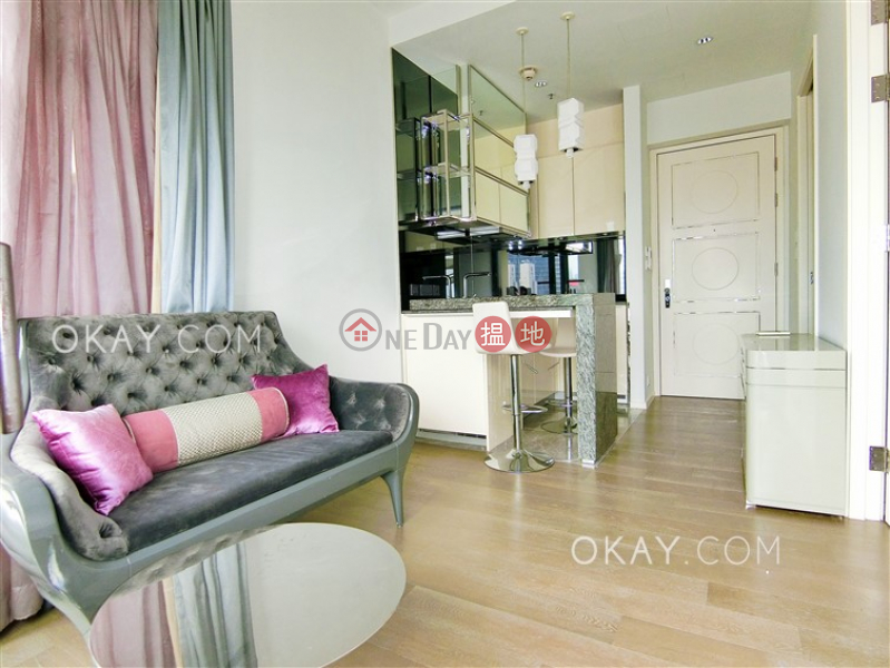 Lovely 1 bedroom with balcony   For Sale, The Pierre NO.1加冕臺 Sales Listings   Central District (OKAY-S209609)