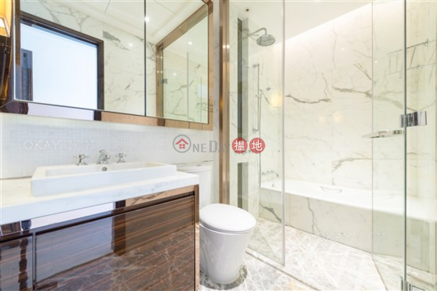 Beautiful penthouse with harbour views, terrace | Rental | The Summa 高士台 Rental Listings