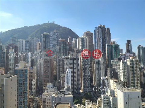 Lovely 3 bedroom on high floor with balcony | For Sale|My Central(My Central)Sales Listings (OKAY-S326691)_0