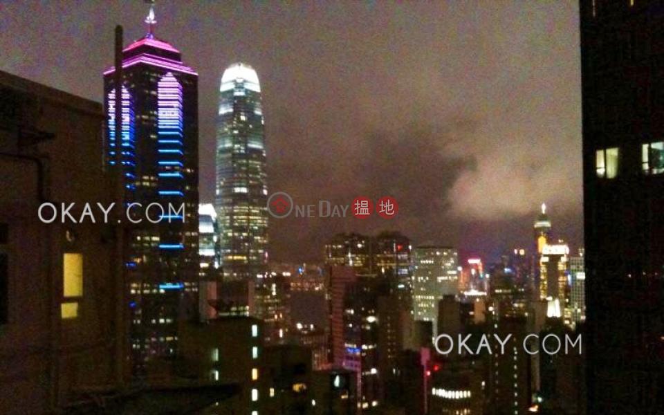 HK$ 15.8M Kam Kin Mansion | Central District Tasteful 1 bedroom on high floor with rooftop | For Sale