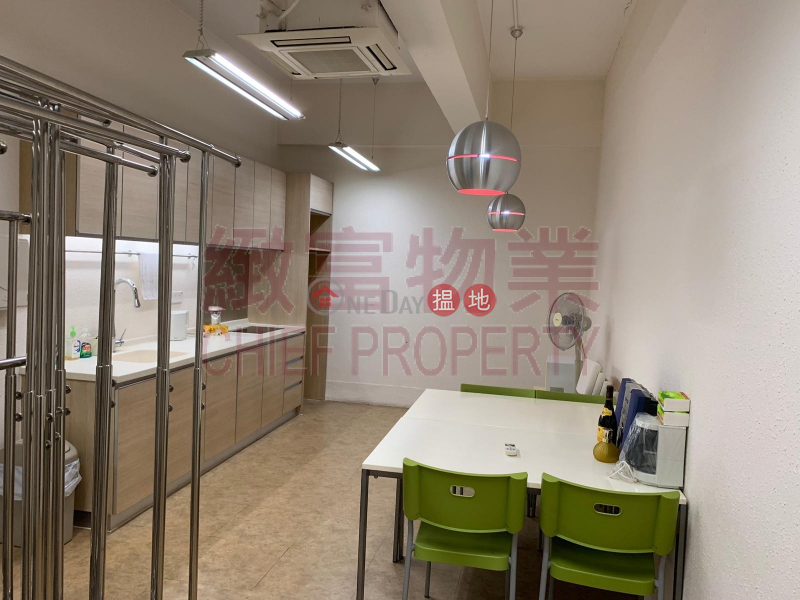 HK$ 82,000/ 月寳城工業大廈-黃大仙區一層一伙,靚裝修