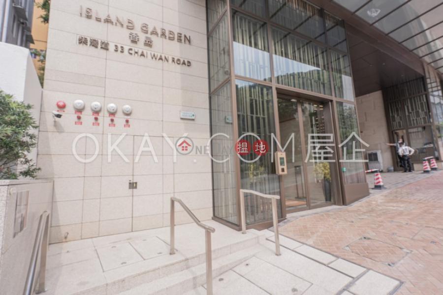 Popular 2 bedroom with balcony   Rental, Island Garden Tower 2 香島2座 Rental Listings   Eastern District (OKAY-R317327)