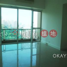 Unique 3 bedroom on high floor with sea views & balcony | Rental