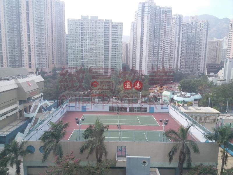 HK$ 26,000/ 月泰力工業中心黃大仙區 公園景觀,單位四正