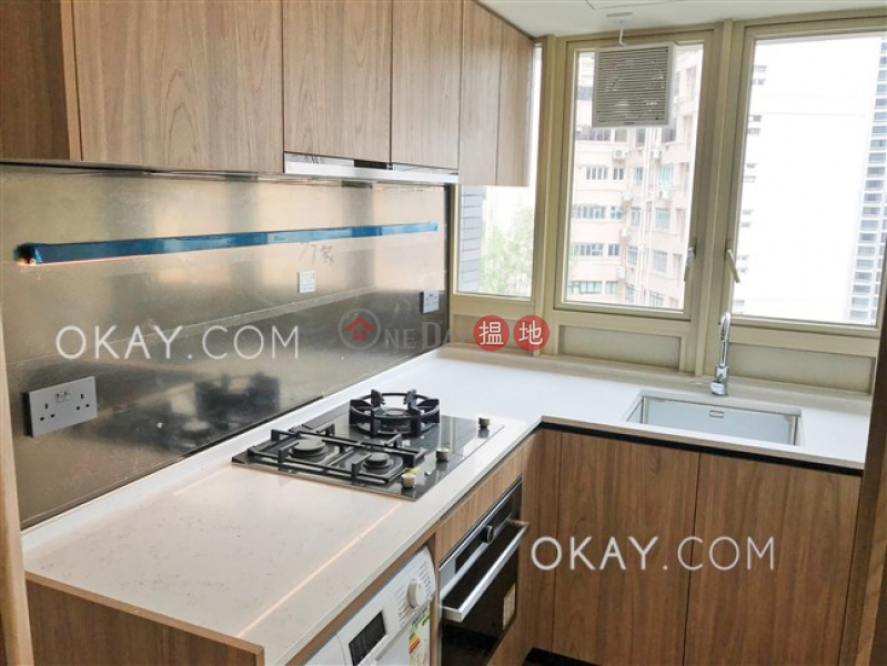 HK$ 36,000/ month | St. Joan Court Central District | Popular 1 bedroom in Mid-levels Central | Rental