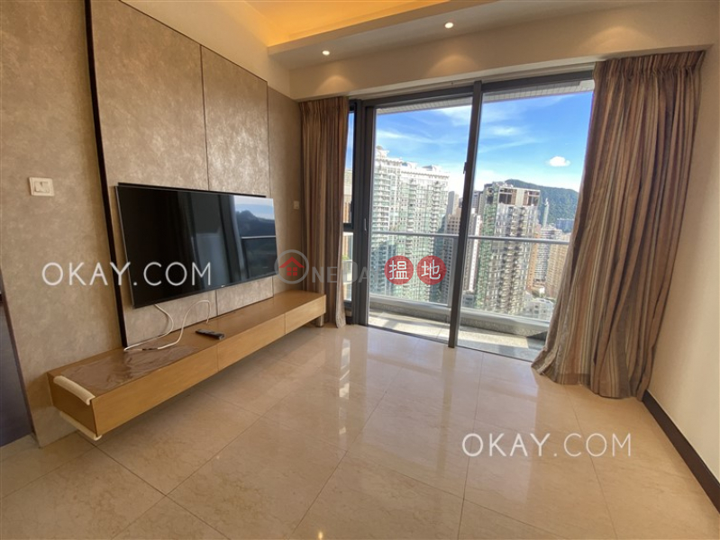 Exquisite 4 bed on high floor with balcony & parking | Rental, 11 Tai Hang Road | Wan Chai District | Hong Kong | Rental HK$ 70,000/ month