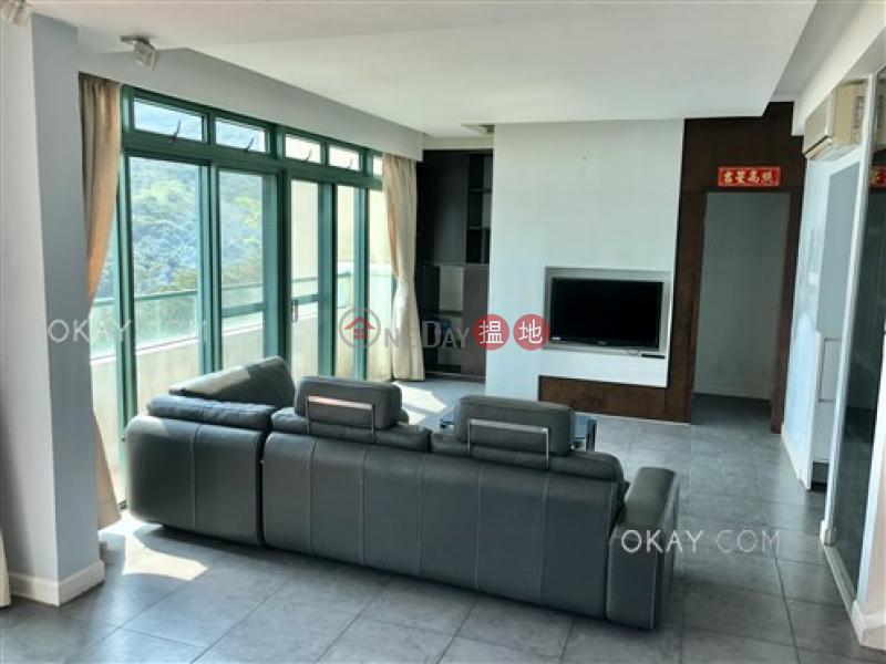 Tasteful 3 bedroom on high floor with balcony | Rental | Discovery Bay, Phase 3 La Serene, Block 6 愉景灣 9期 海藍居 6座 Rental Listings
