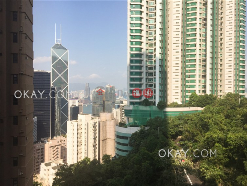 Property Search Hong Kong | OneDay | Residential | Rental Listings, Efficient 4 bed on high floor with balcony & parking | Rental