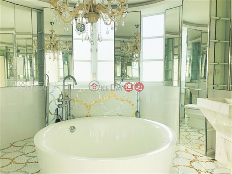 Lovely 2 bedroom on high floor with sea views & rooftop | Rental | One Kowloon Peak 壹號九龍山頂 Rental Listings