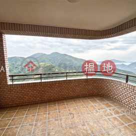 Exquisite 4 bed on high floor with balcony & parking | Rental|Parkview Terrace Hong Kong Parkview(Parkview Terrace Hong Kong Parkview)Rental Listings (OKAY-R7368)_0