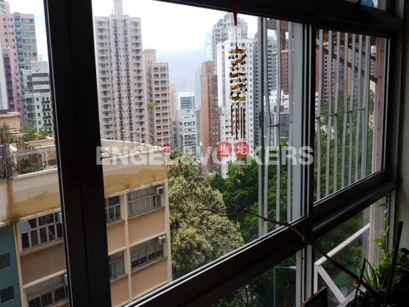 3 Bedroom Family Flat for Sale in Mid Levels - West | Belmont Court 清暉大廈 Sales Listings