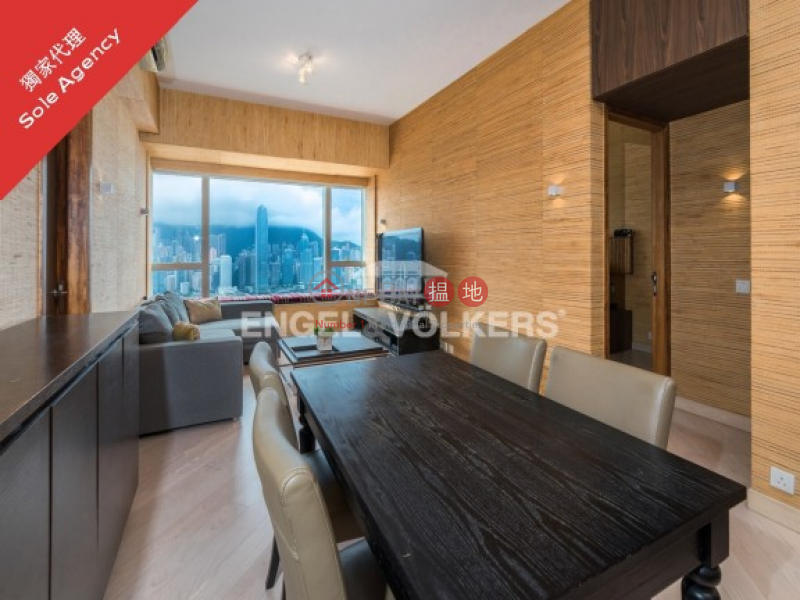HK$ 22M | The Masterpiece, Yau Tsim Mong Luxurious Apartment in The Masterpiece
