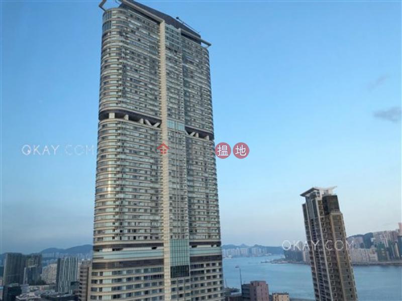 香港搵樓 租樓 二手盤 買樓  搵地   住宅出租樓盤 1房2廁,極高層,星級會所名鑄出租單位