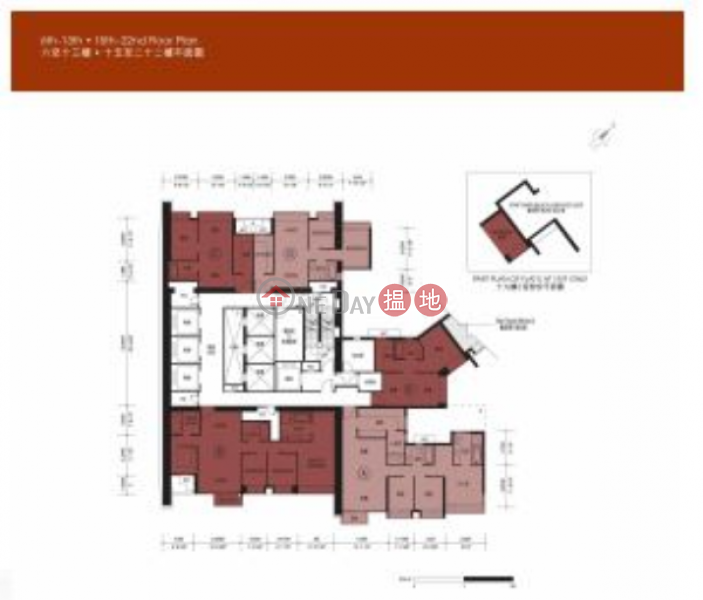 3 Bedroom Family Flat for Sale in West Kowloon, 1 Austin Road West | Yau Tsim Mong, Hong Kong | Sales HK$ 50M