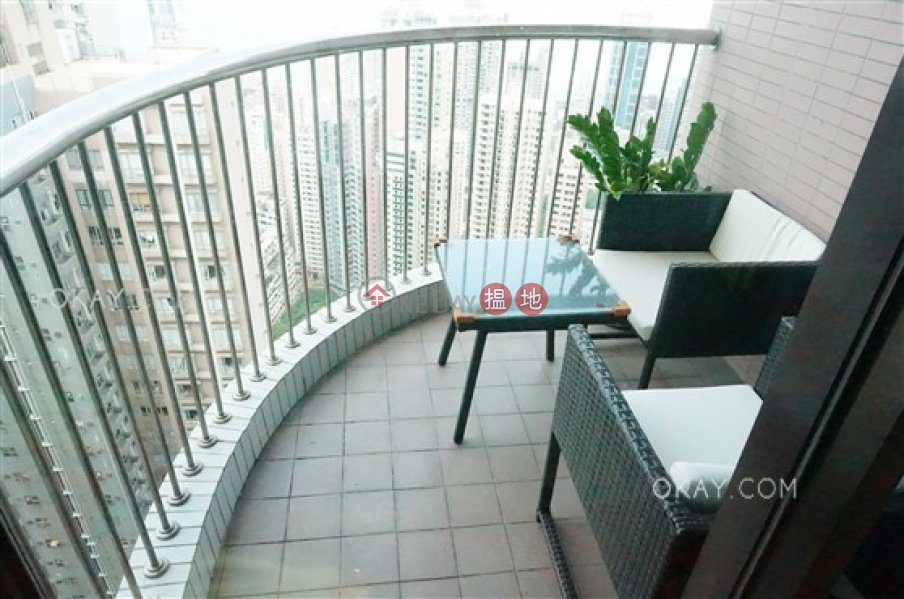 Property Search Hong Kong | OneDay | Residential Rental Listings | Rare 3 bedroom on high floor with sea views & rooftop | Rental