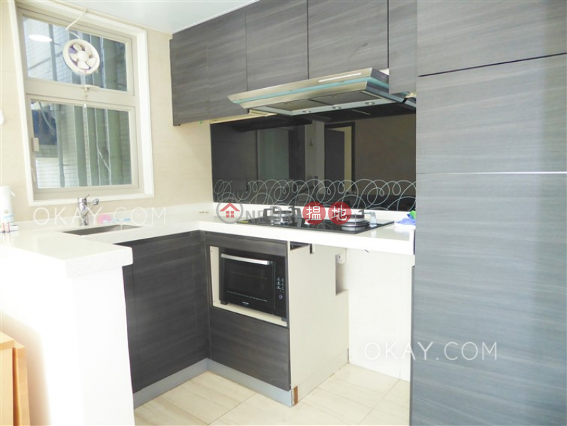 Property Search Hong Kong   OneDay   Residential Rental Listings, Tasteful 3 bedroom with harbour views & balcony   Rental