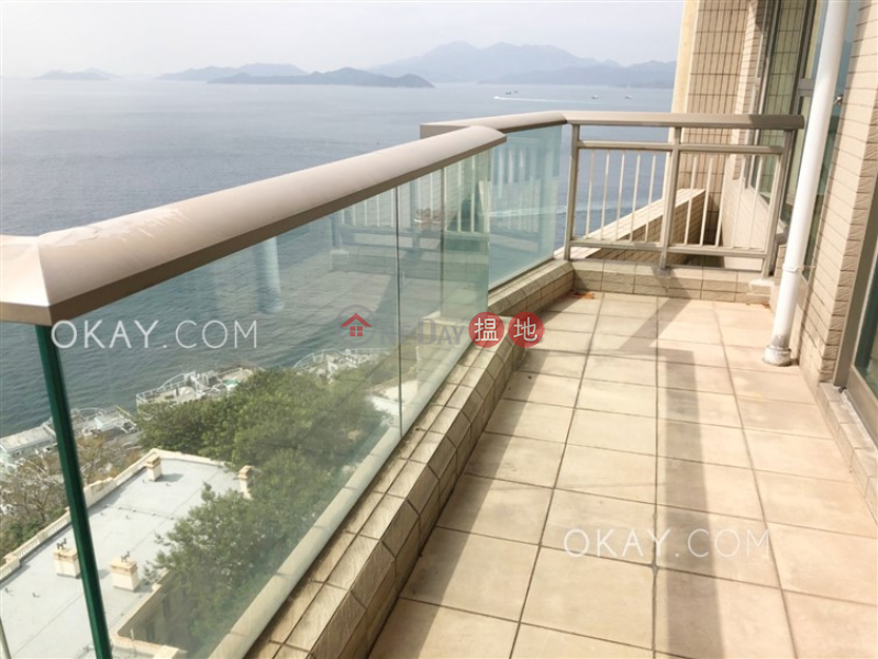 HK$ 65M | Villas Sorrento, Western District, Lovely 4 bedroom with sea views, balcony | For Sale