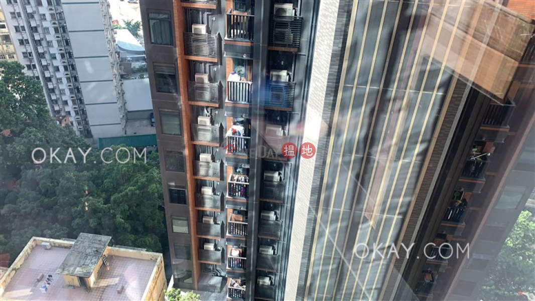 Stylish 2 bedroom with balcony | For Sale | Tower 3 The Pavilia Hill 柏傲山 3座 Sales Listings