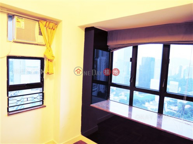 Property Search Hong Kong | OneDay | Residential, Rental Listings | Rare 2 bedroom on high floor with harbour views | Rental