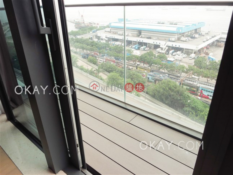 Beautiful 3 bedroom with balcony | For Sale | Upton 維港峰 Sales Listings