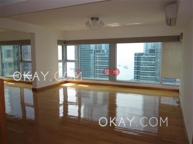 Property Search Hong Kong   OneDay   Residential, Rental Listings Stylish 4 bed on high floor with harbour views   Rental