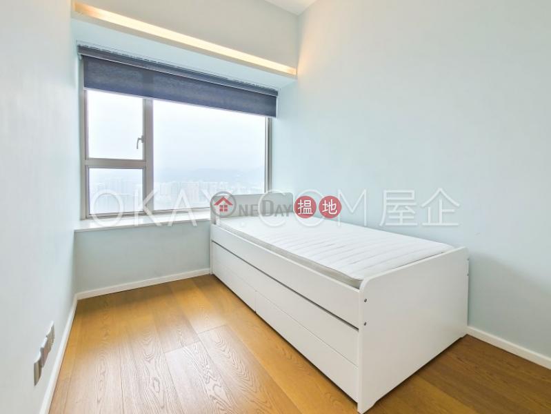 HK$ 53,000/ month | Sorrento Phase 1 Block 3 | Yau Tsim Mong, Charming 2 bedroom on high floor with sea views | Rental