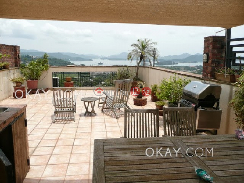 Gorgeous house with sea views, rooftop & terrace | Rental Po Lo Che | Sai Kung, Hong Kong Rental | HK$ 65,000/ month