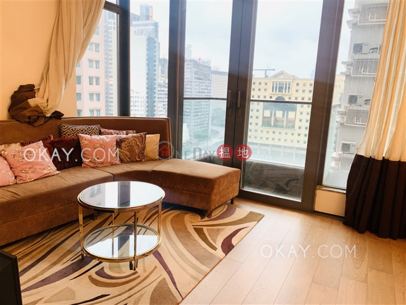 Property Search Hong Kong | OneDay | Residential, Sales Listings Tasteful 2 bedroom with harbour views & balcony | For Sale