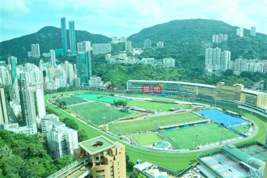 Property Search Hong Kong | OneDay | Residential | Rental Listings Beautiful 3 bedroom on high floor with racecourse views | Rental