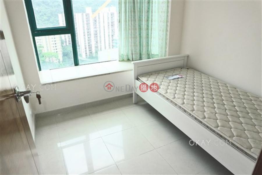 Rare 3 bedroom on high floor with sea views & balcony | Rental | University Heights Block 2 翰林軒2座 Rental Listings