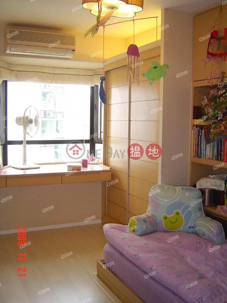 HK$ 47,000/ 月|龍華花園灣仔區|裝修企理 , 圖則實用《龍華花園租盤》