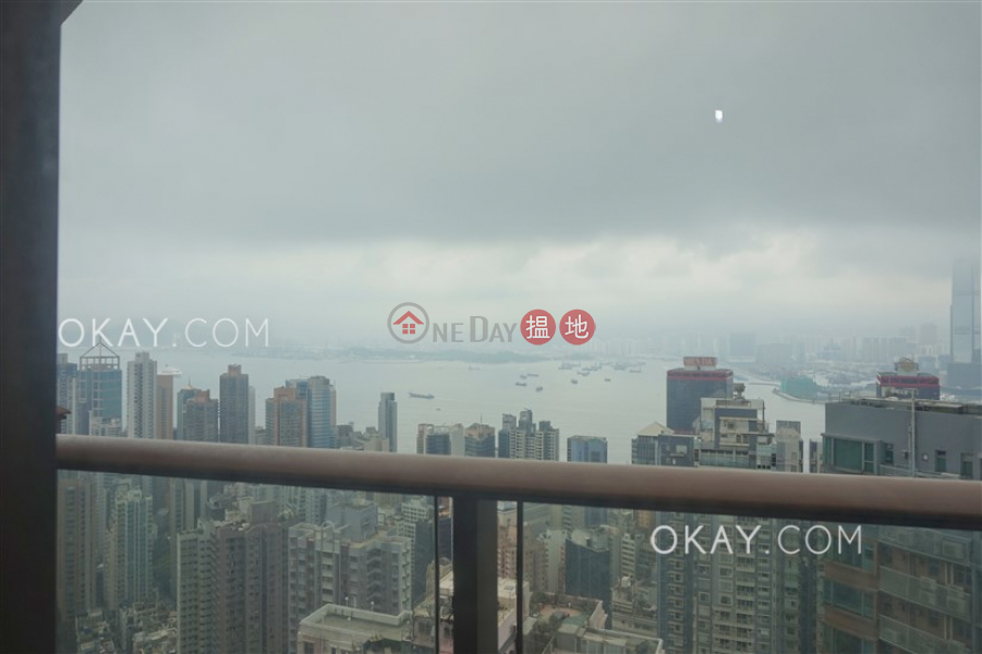 香港搵樓|租樓|二手盤|買樓| 搵地 | 住宅出租樓盤2房1廁,極高層,星級會所,露台《殷然出租單位》