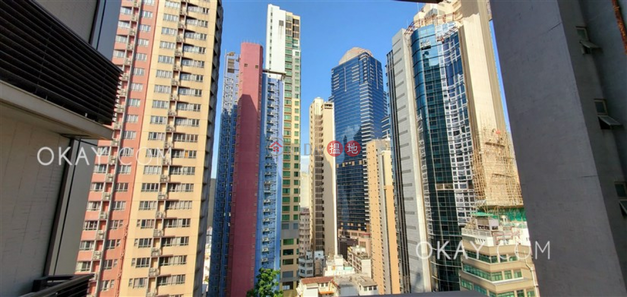 HK$ 47,000/ month | My Central Central District | Luxurious 3 bedroom with balcony | Rental