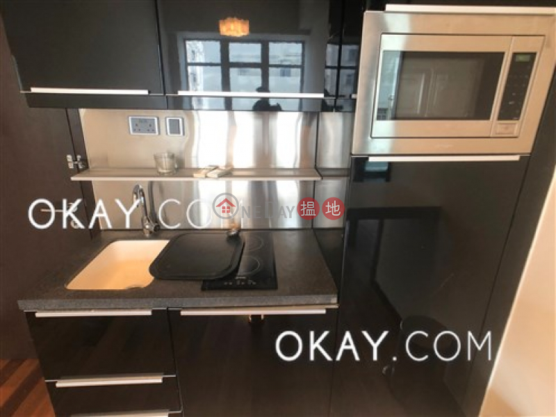 HK$ 9.5M J Residence Wan Chai District Lovely 1 bedroom on high floor with balcony | For Sale