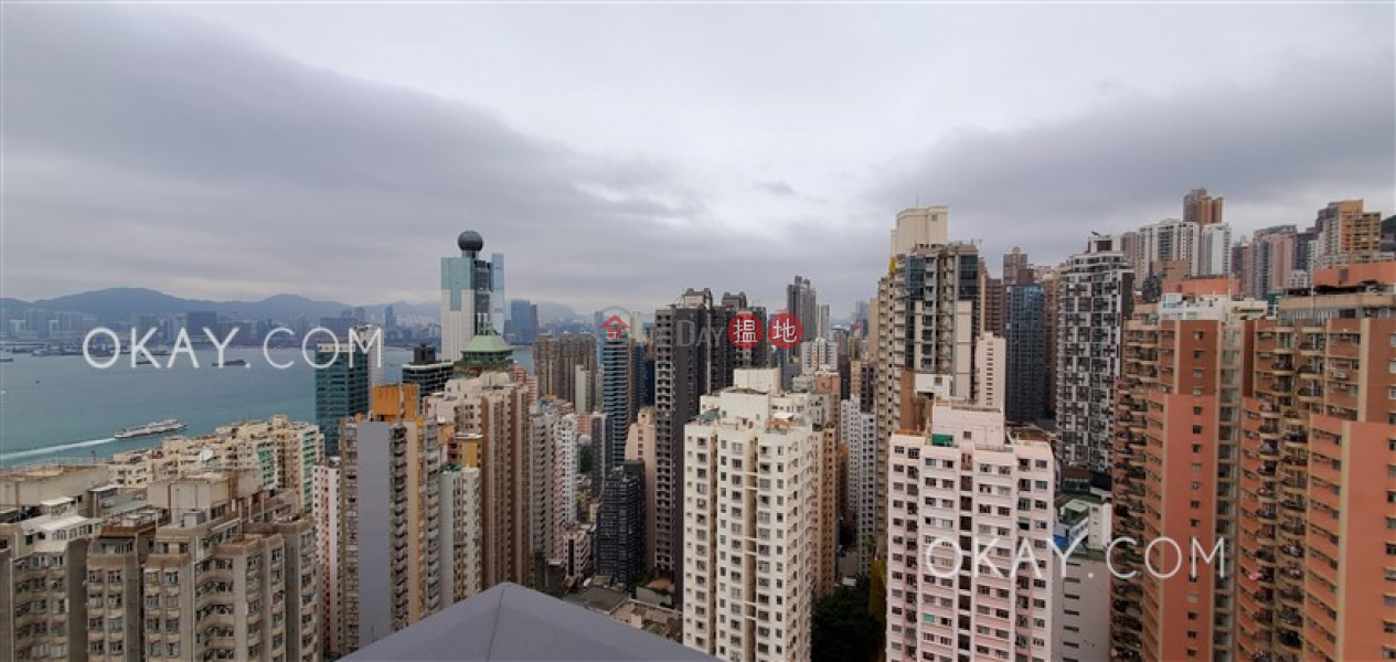 Property Search Hong Kong | OneDay | Residential, Sales Listings, Unique high floor with balcony | For Sale