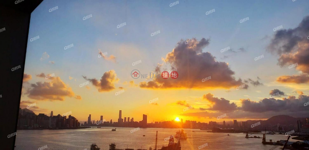 HK$ 2,222萬-PENINSULA EAST2座觀塘區|海景,特色單位,市場罕有 可連車位出售《PENINSULA EAST2座買賣盤》