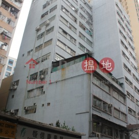 Fung Yu Industrial Building,To Kwa Wan, Kowloon