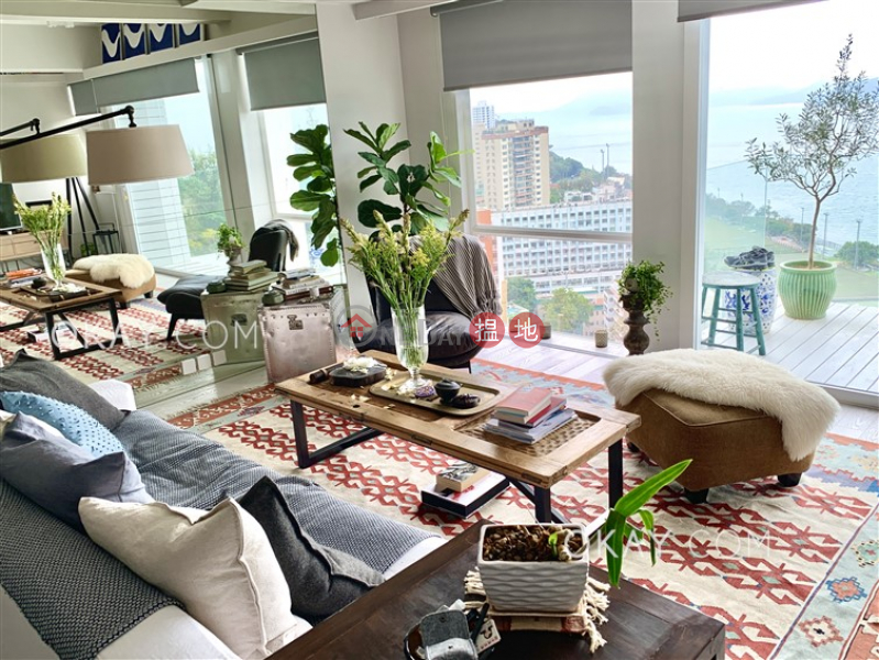 Efficient 2 bed on high floor with sea views & rooftop   For Sale   Bayview Court 碧海閣 Sales Listings