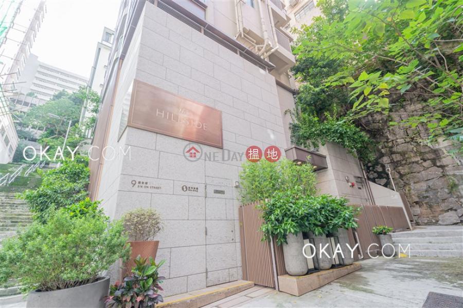 香港搵樓 租樓 二手盤 買樓  搵地   住宅 出租樓盤 1房1廁,露台《曉寓出租單位》