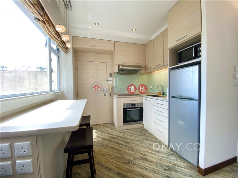 Property Search Hong Kong | OneDay | Residential | Sales Listings Stylish 1 bed on high floor with sea views & rooftop | For Sale