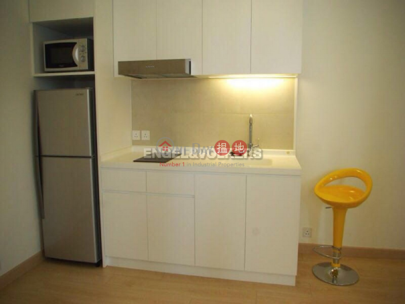 Studio Flat for Sale in Soho, Felicity Building 中發大廈 Sales Listings | Central District (EVHK42002)