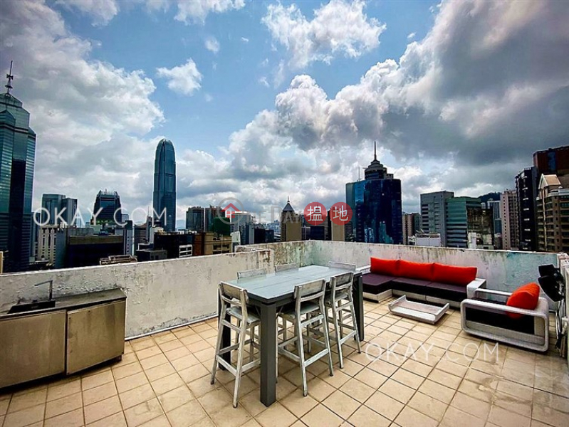 Lovely 2 bedroom on high floor with rooftop | Rental | Cameo Court 慧源閣 Rental Listings