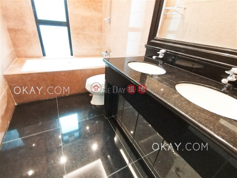 Property Search Hong Kong | OneDay | Residential, Rental Listings | Unique 3 bed on high floor with harbour views & parking | Rental