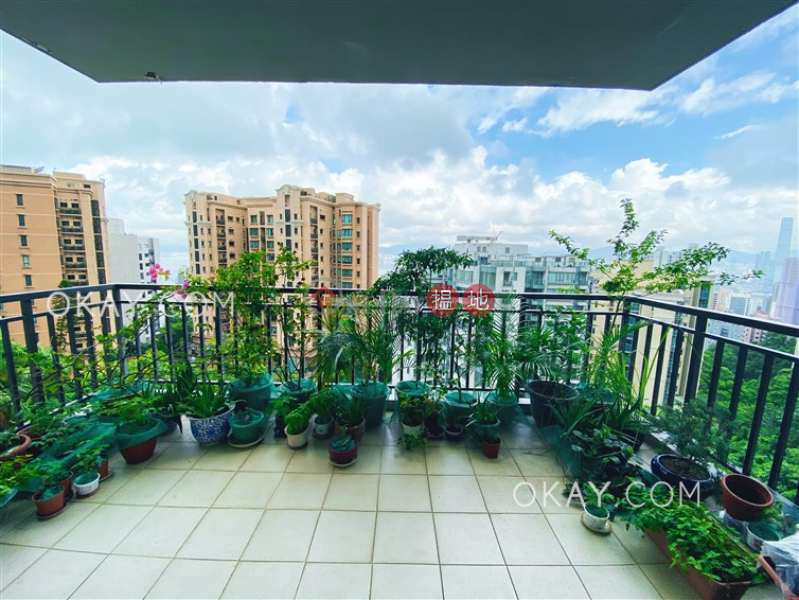 Efficient 3 bedroom with balcony & parking | For Sale, 10-16 Po Shan Road | Western District Hong Kong, Sales, HK$ 68M
