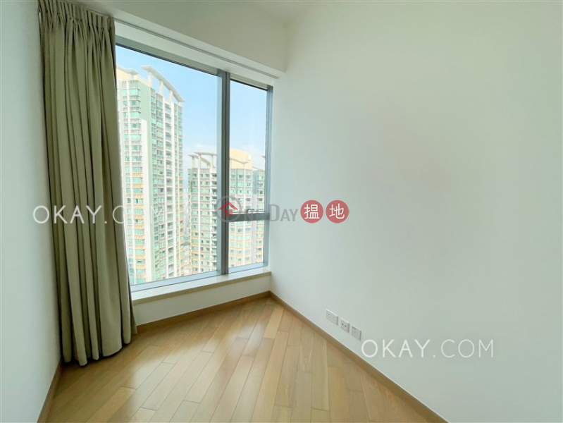 Unique 3 bedroom on high floor with harbour views | Rental | The Cullinan Tower 21 Zone 3 (Royal Sky) 天璽21座3區(皇鑽) Rental Listings