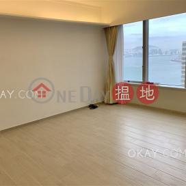 Unique 2 bedroom on high floor with harbour views | Rental