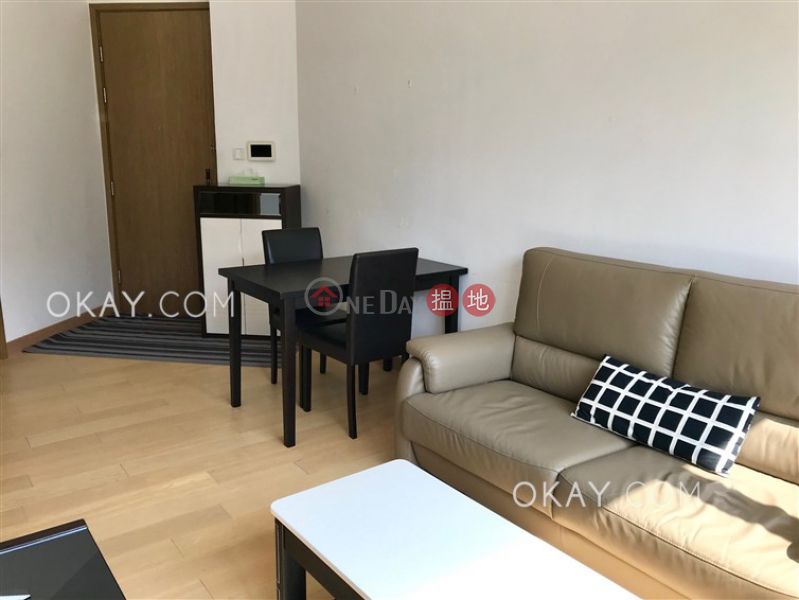 Intimate 1 bedroom on high floor with balcony   Rental   One Wan Chai 壹環 Rental Listings